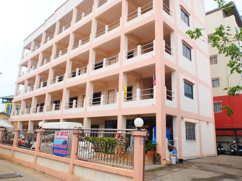 Rose House Pattaya,โรส เฮาส์ พัทยา