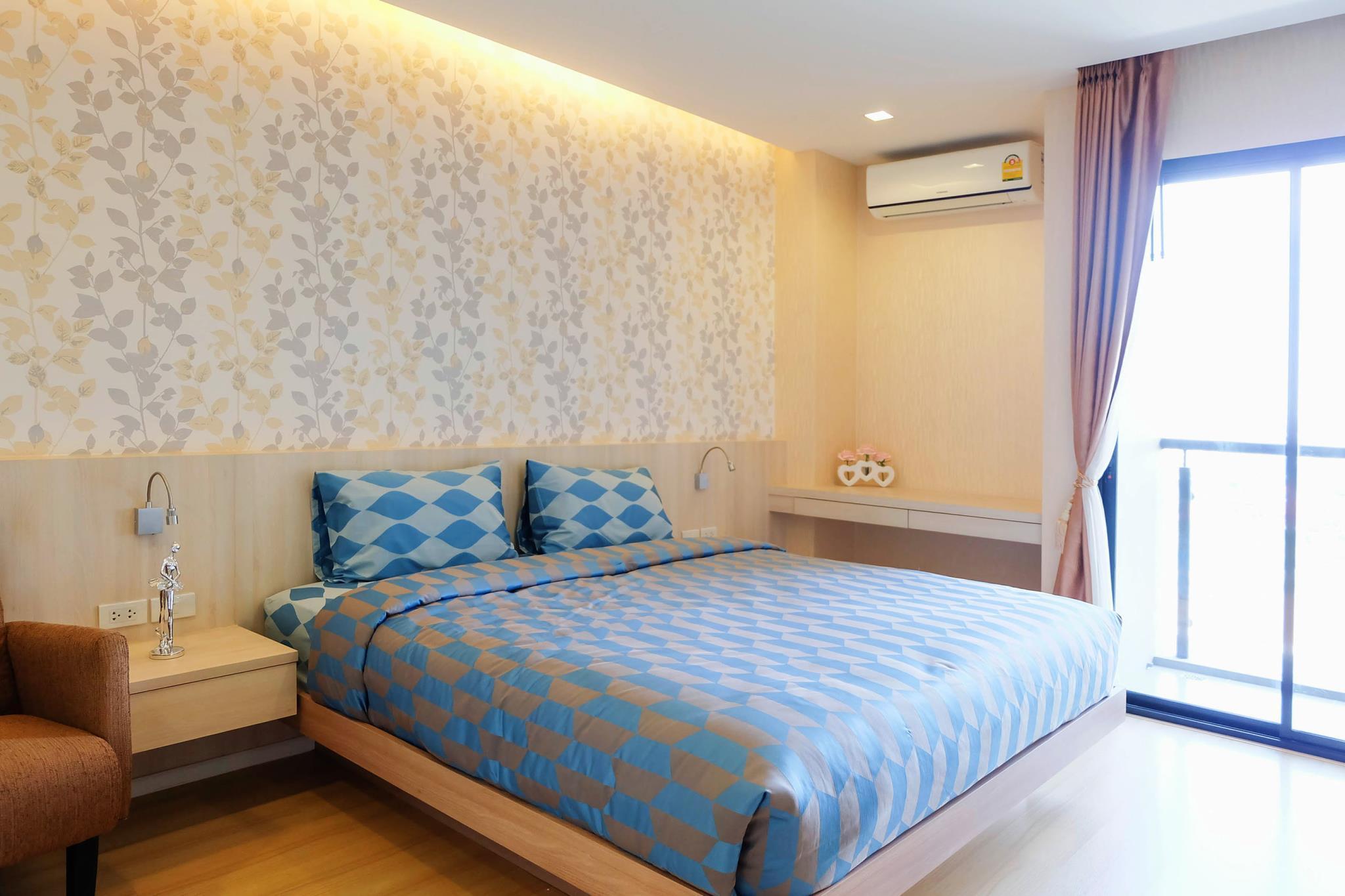 Kanyarat Condominium by Wilai type B