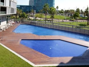 Rent Top Apartments Beach With Pool Barcelona - Swimming pool