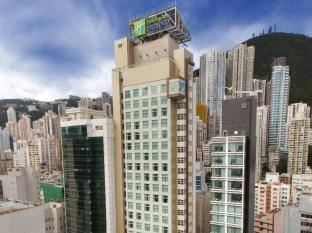 Holiday Inn Express Hong Kong Soho Хонконг - Фасада на хотела