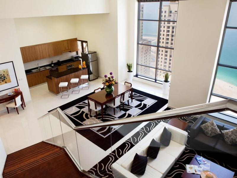 Duplex One Bedroom Loft Apartment