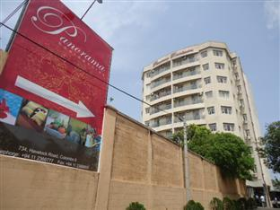 Panorama Executive Residencies Colombo - Exterior View