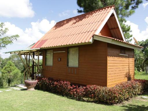 Poocome Resort hotel accepts paypal in Khao Kho