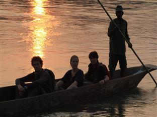 Chitwan Adventure Resort Chitwan - Canoe Trip
