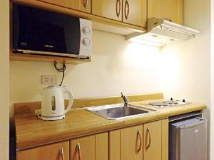 Greenstone Serviced Residences Makati Manila - Studio Kitchenette