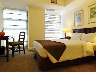 Greenstone Serviced Residences Makati Manila - 3 Bedroom Queen Bedroom