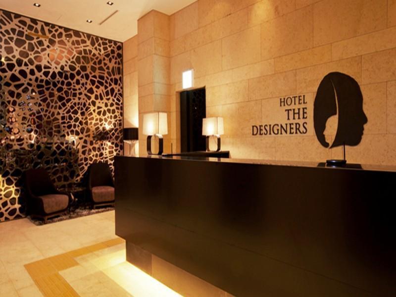 South Korea-호텔 더 디자이너스 (Hotel The Designers)