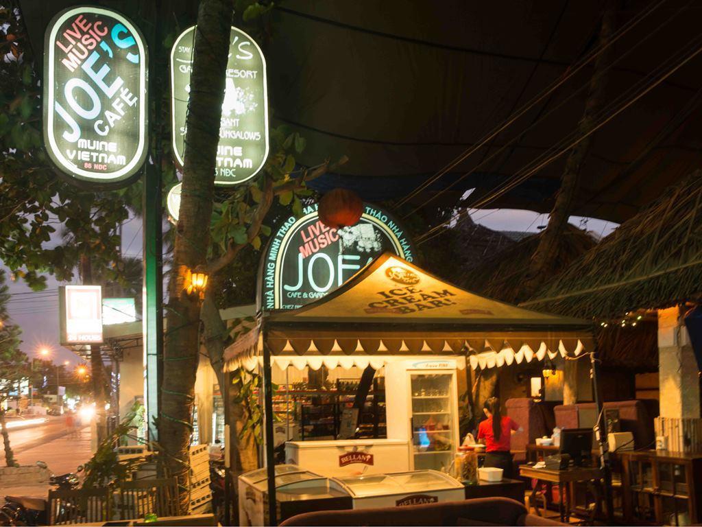 🟊🟊🟊 Joes Cafe and Garden Resort - Phan Thiet - Vietnam