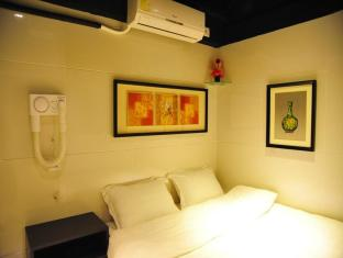 HF Hotel Hong Kong - Standard Room (1 Double Bed without window)