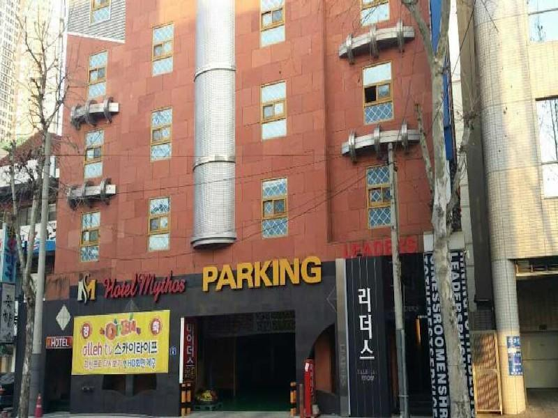 South Korea-마이더스 호텔 (Mythos Hotel)
