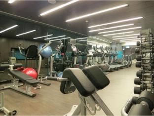 Crowne Plaza Hong Kong Kowloon East Hotel Hongkong - fitnes