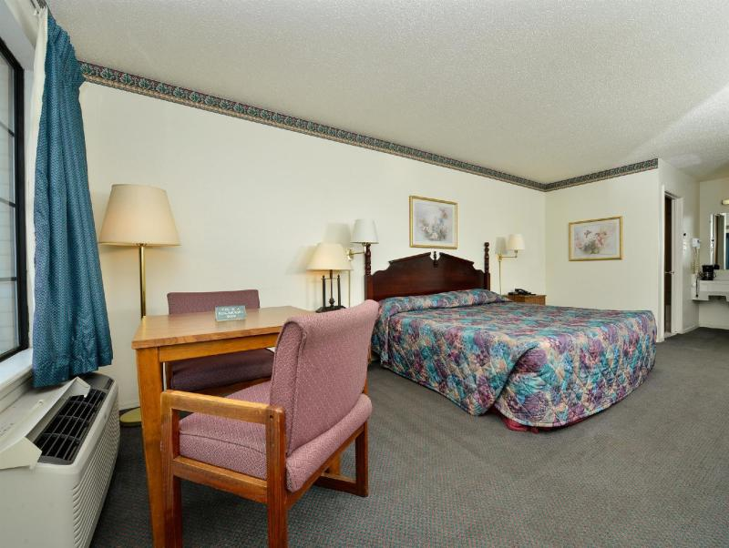 Americas Best Value Inn And Suites Russellville - Russellville, AR 72802