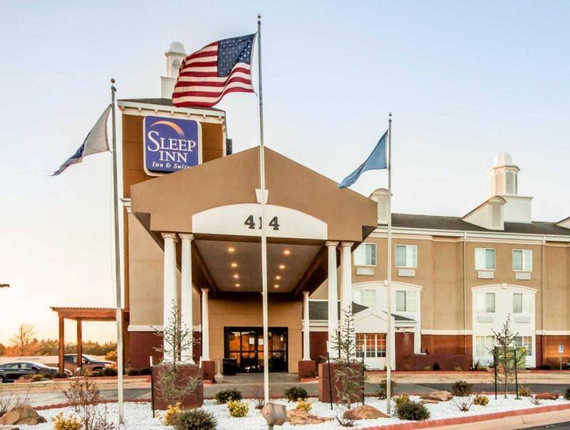 Sleep Inn & Suites - Guthrie, OK 73044