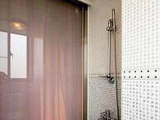 時尚番茄套房 台中 - 衛浴間
