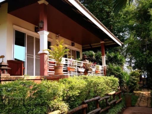 Phukhamsaed Mountain Resort & Spa hotel accepts paypal in Chiang Saen / Golden Triangle (Chiang Rai)