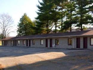 Tennessee Overton Motel Livingston