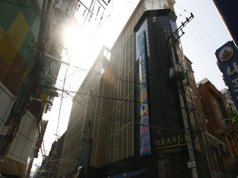South Korea-오렌지 카운티 호텔 (Orange County Hotel)