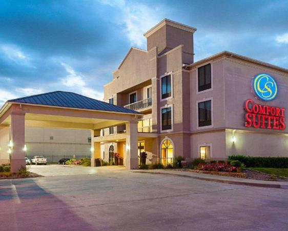 Comfort Suites Houston West at Clay Road Houston