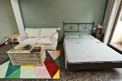 European 2 Bedroom Studio D with Floor Heating, Chengdu