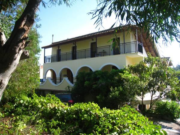 Villa Kapella Corfu Island Greece