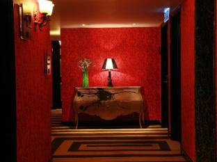 The Luxe Manor Hongkong - Hotellet indefra