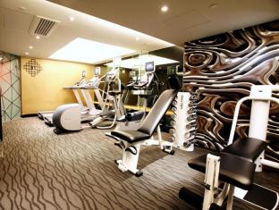 The Luxe Manor Hongkong - Fitnessrum