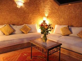 Riad Azalia Marrakech - Hotellet från insidan