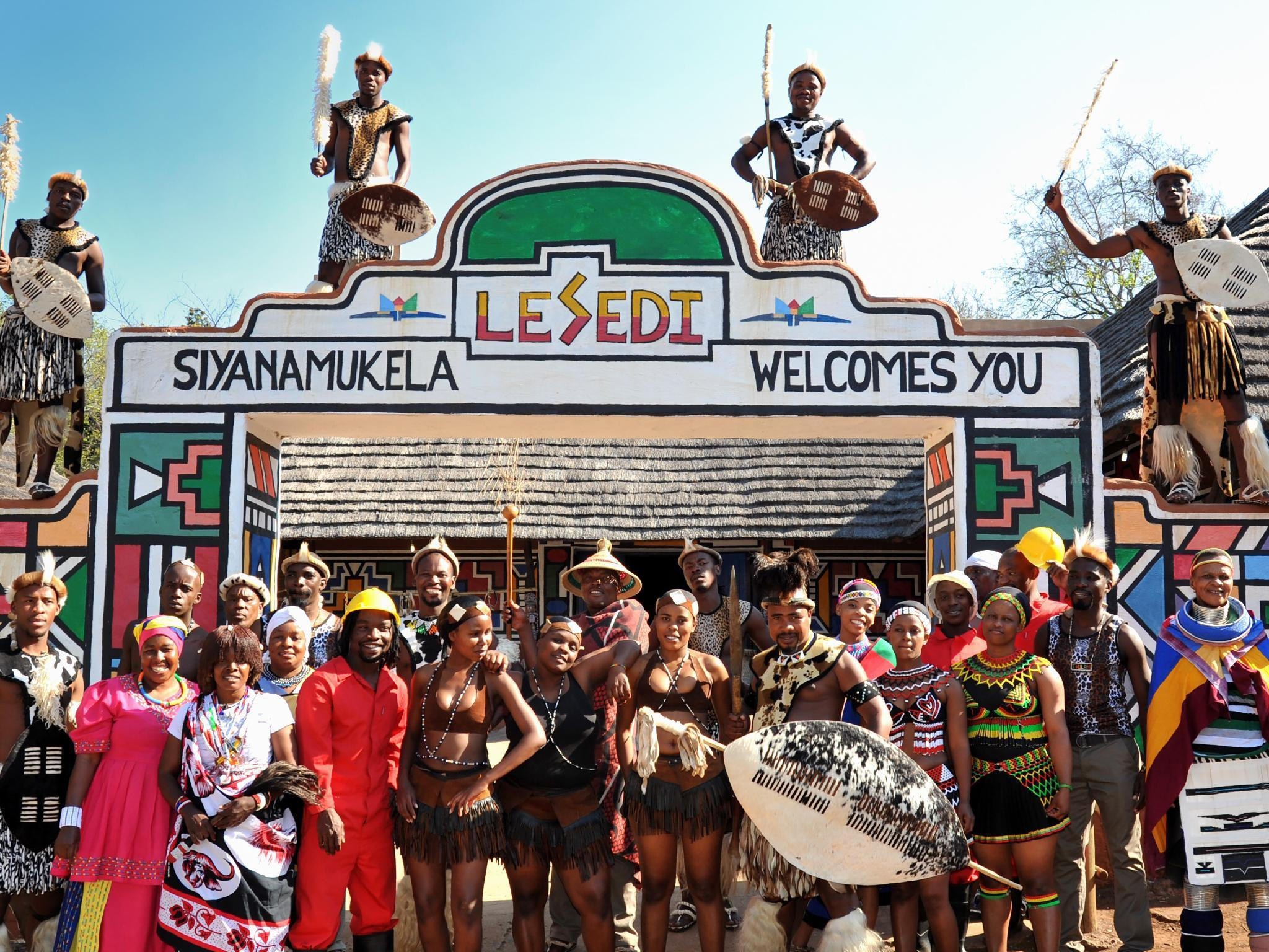 Aha Lesedi Johannesburg South Africa