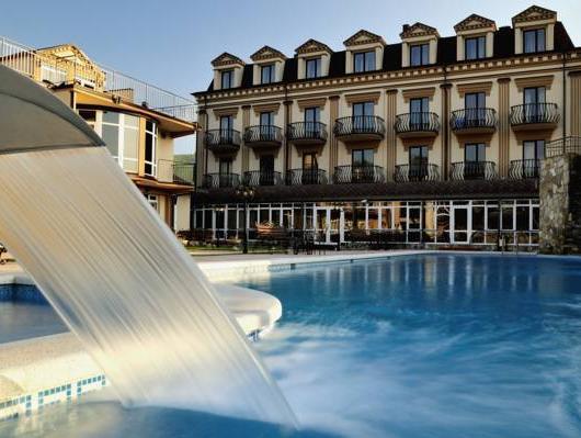 Marinus Hotel Kabardinka Russia