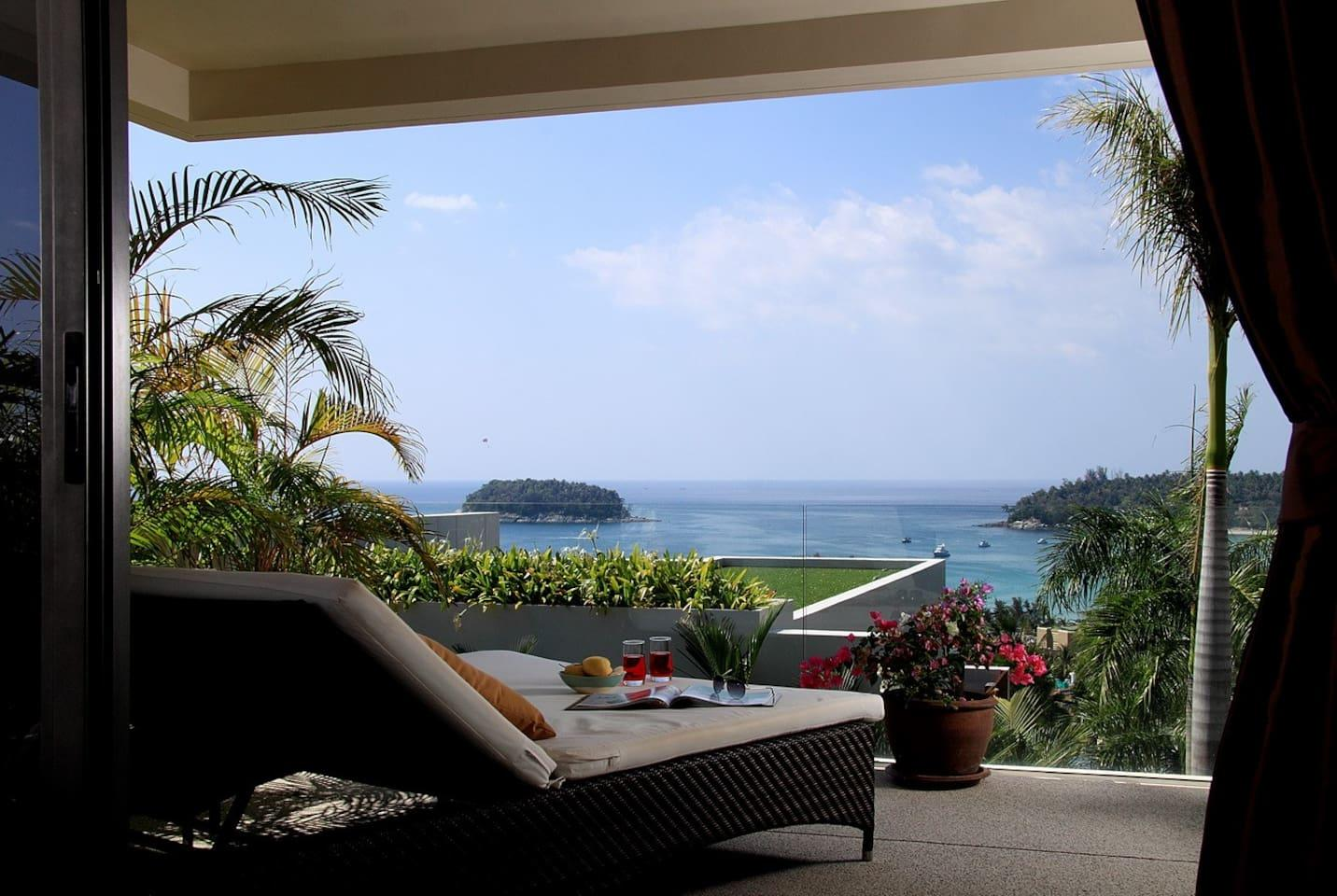 Luxury Seaview Apartment THB22 Phuket Thailand