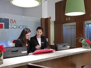 BA Sohotel Buenos Aires - Recepce