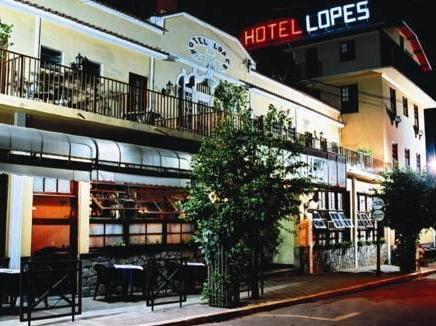 Hotel Lopes Caxambu Caxambu Brazil