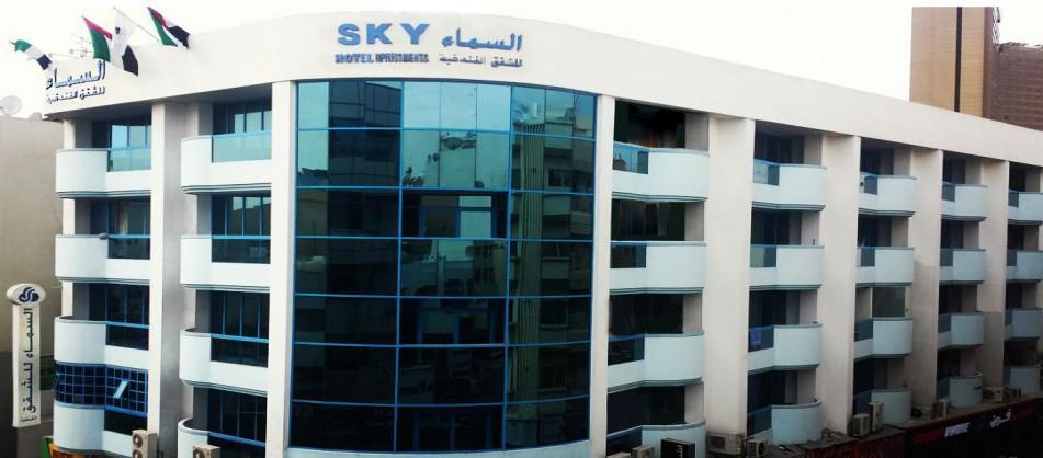 Sky Hotel Apartments – Dubai 5