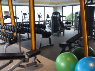 The Nchantra Pool Suite Phuket Phuket - Nchantra Gym
