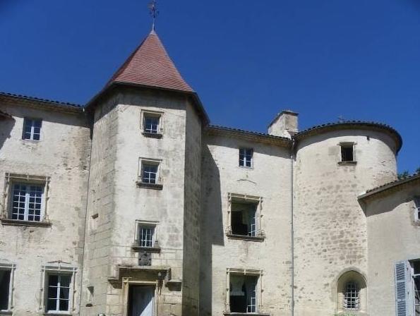 Chateau des Martinanches 1