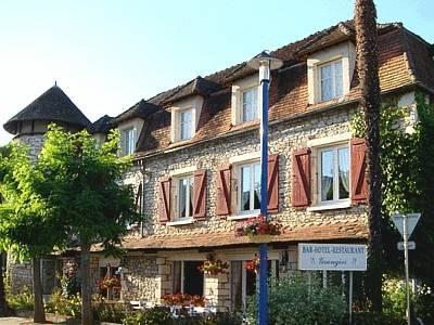 Logis Hotel Grangier Souillac France