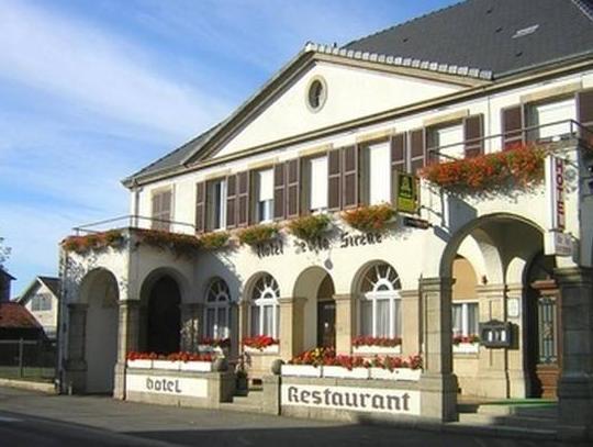 Hotel Restaurant La Sirene Etain France