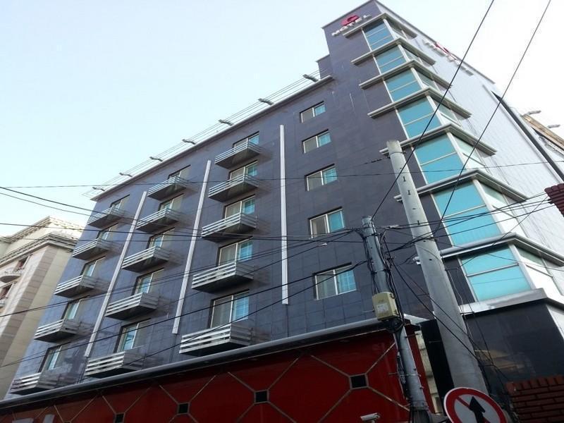 South Korea-G 모텔 (G Motel)