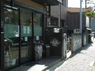 Japan guest house Capsule Ryokan Kyoto