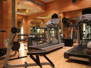 Radisson Blu Marina Hotel Connaught Place New Delhi and NCR - Fitness Room