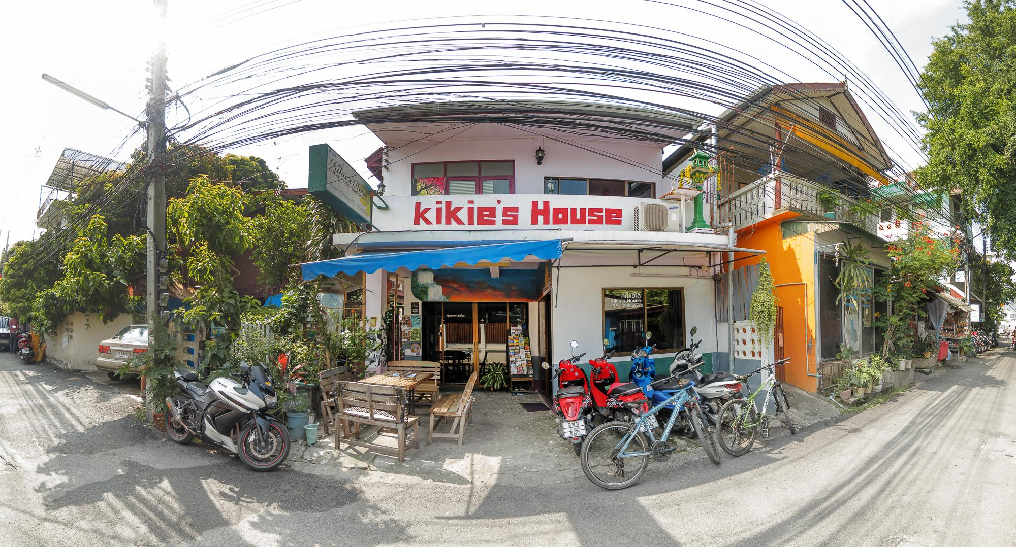Kikie 39 s house old city chiang mai thailand great for Classic house chiang mai