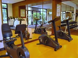 FNF Service Suite at Times Square Kuala Lumpur - Fitness Room