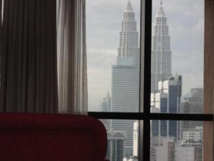 FNF Service Suite at Times Square Kuala Lumpur - View from Family Room