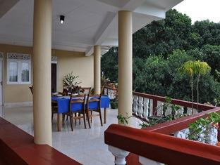 Blue Haven Guest House Kandy - Balcony Restaurant