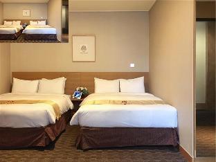 韓国ソウルのウォシュレット付きホテル、スカイパークセントラル明洞