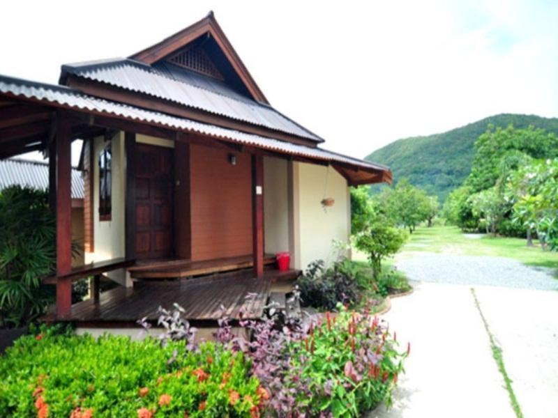 Baan Pun Sook Resort,บ้านปันสุข รีสอร์ท