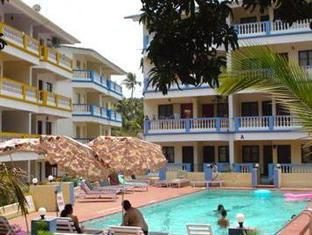 Royal Mirage Beach Resort North Goa - Hotel Exterior