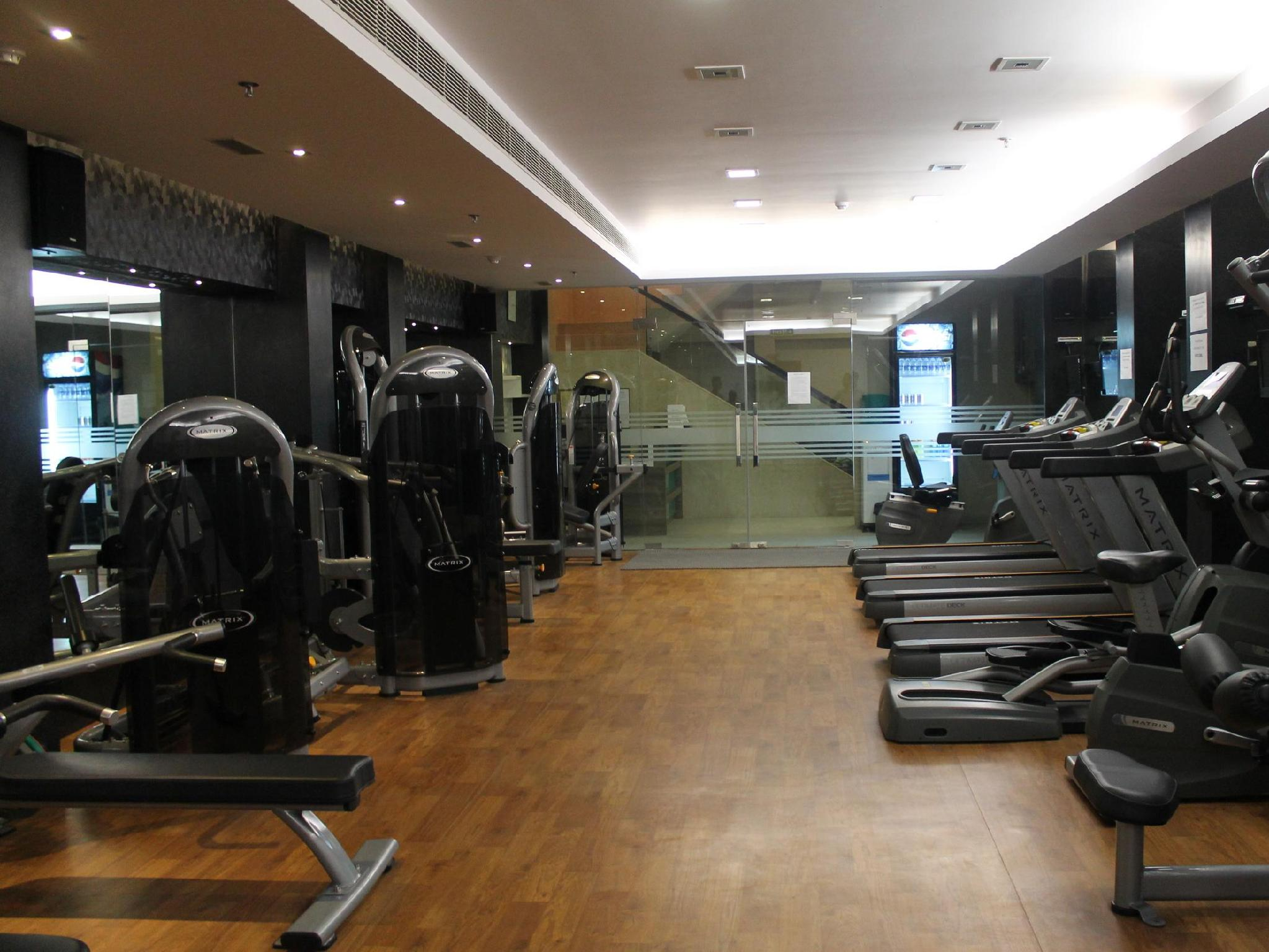 New Delhi and NCR Hotel | Fitness Room