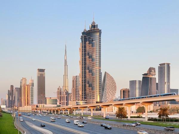 JW Marriott Marquis Dubai Hotel Dubai