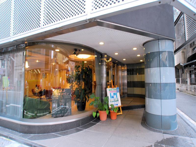 Umeda hotel Hotel Fine Garden Juso